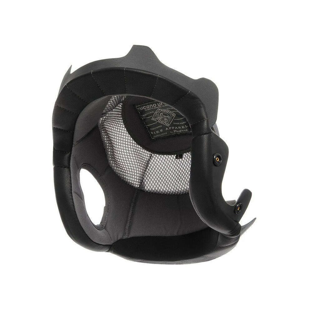 Accessori Casco Interno Removibile Grey Tucano urbano