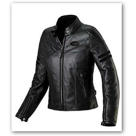 Ace Leather Jacket Spidi