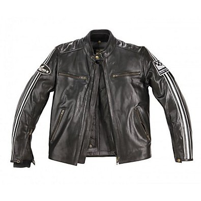 Ace leather Jacket Helstons