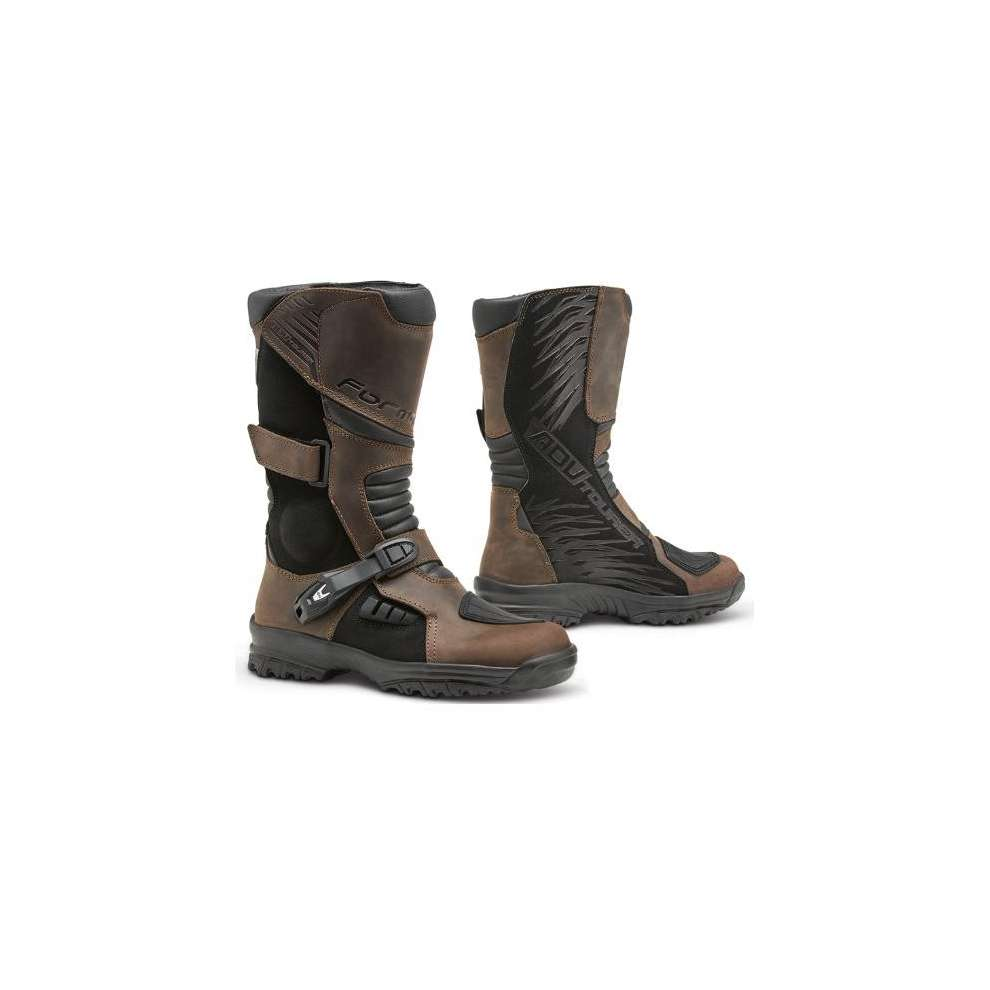 Adv Tourer boots brown Forma