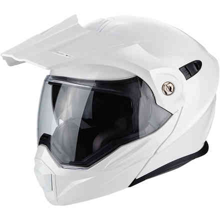 Adx-1 white Helmet Scorpion