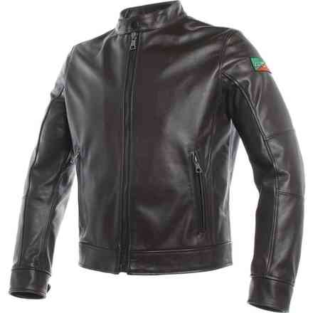 Agv 1947 leather jacket Dainese
