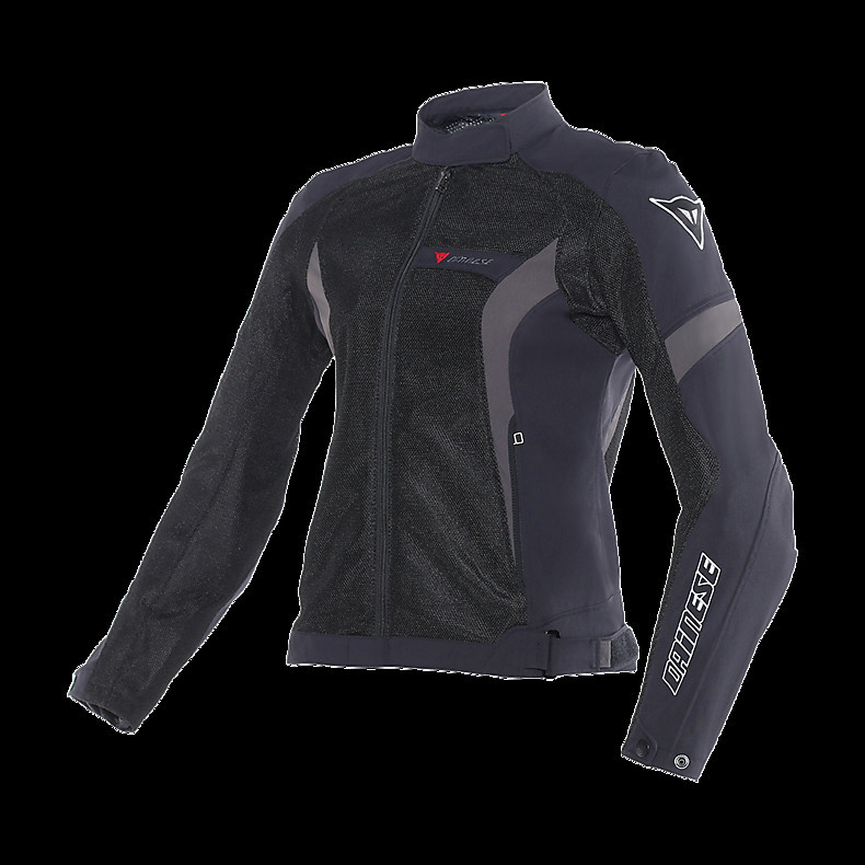 Air Crono tex lady jacket black-gray Dainese