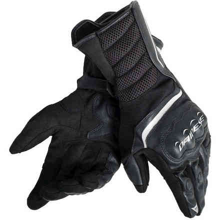 Air Fast Unisex gloves black white Dainese