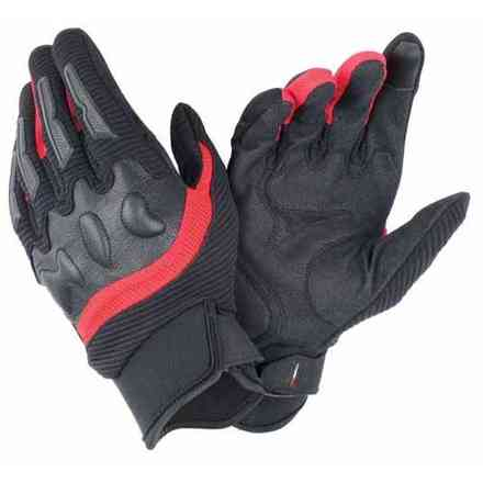 Air Frame Unisex black red Gloves Dainese