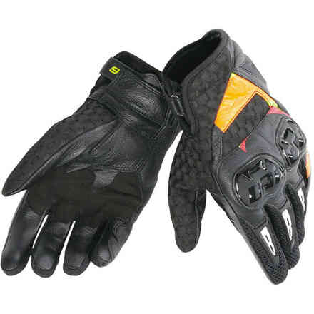 Air Hero VR46 gloves Dainese