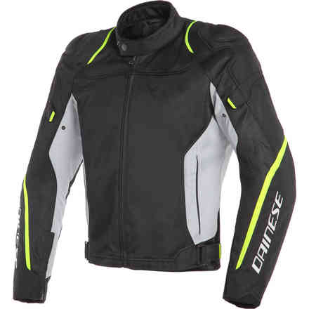 Air Master Tex jacket black grey yellow fluo Dainese