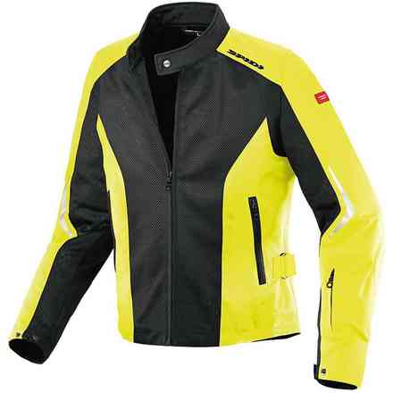 Air Net Tex Jacket Spidi