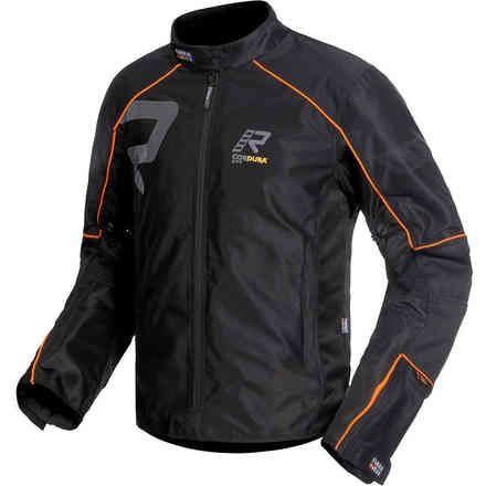Airall Jacket black orange RUKKA