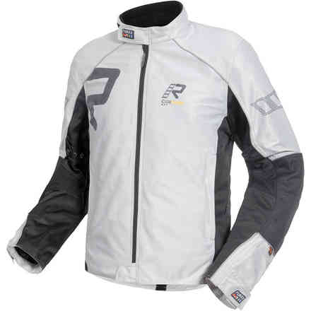Airall jacket white black RUKKA