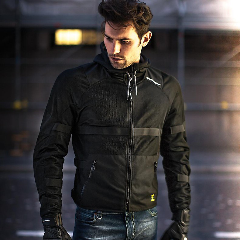 Airtech armor Jacket summer Spidi