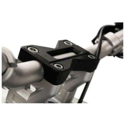 ALB001 HANDELBAR TRIPLE CLAMP RISER ERGAL NATURALE Valtermoto