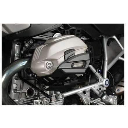 ALB006 CYLINDER HEAD PROTECTIONS SILVER Valtermoto