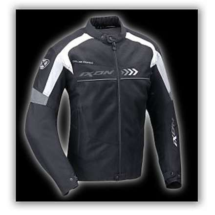 Alloy  Black / Grey  Jacket Ixon
