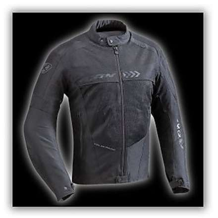 Alloy  Black   Jacket Ixon