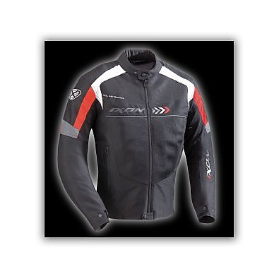 Alloy  Black  /Red Jacket Ixon