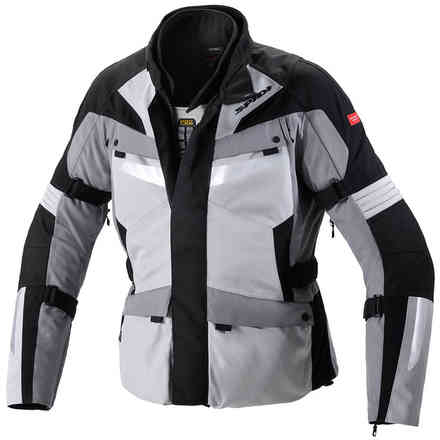 Alpentrophy H2OUT jacket black grey Spidi