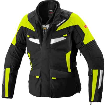 Alpentrophy jacket yellow fluo Spidi