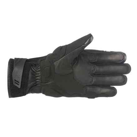 Alpinestars Equinox Gloves Outdry Black-Green Alpinestars