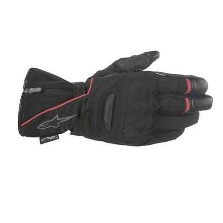 Alpinestars Primer Drystar Black-Red Gloves Alpinestars