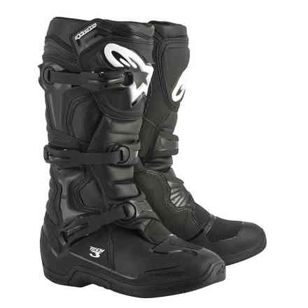 Alpinestars Tech 3 Black Boots Alpinestars