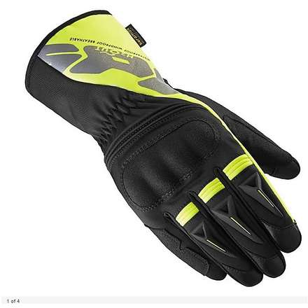 Alu Pro Gloves yellow fluo Spidi