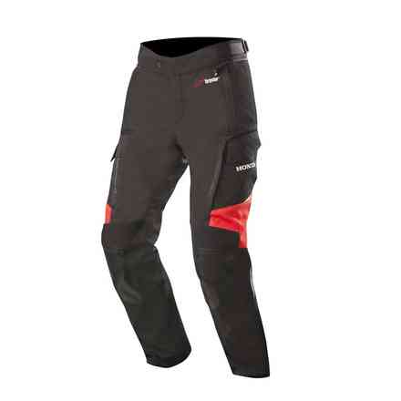 Andes V2 Honda pants black red Alpinestars