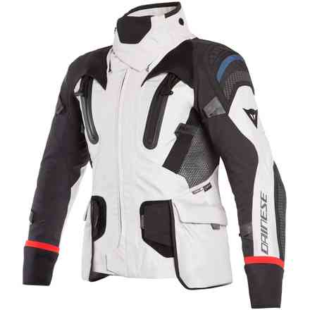 Antartica Gtx jacket light grey black Dainese