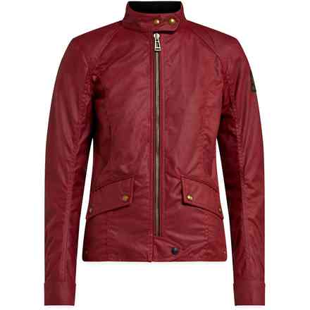 Antrim Red Jacket Belstaff