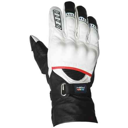 Apollo Gore-tex black white Gloves RUKKA