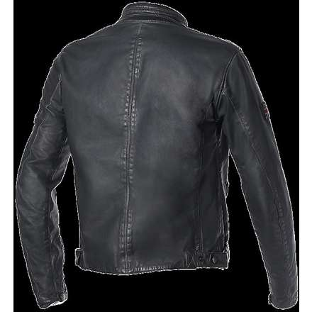 Archivio leather Jacket Summer Black Ace Dainese