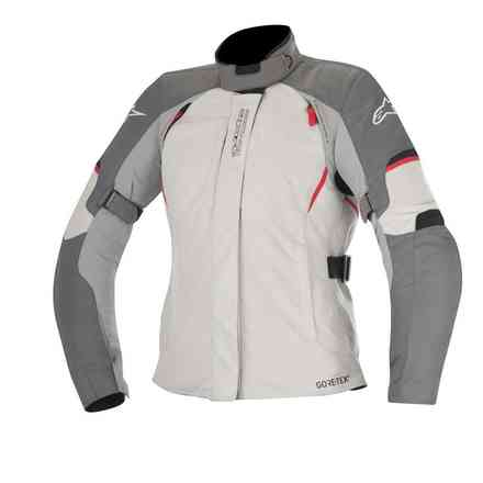 Ares  Gore-Tex 2017 gray red lady Jacket Alpinestars