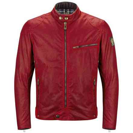 Ariel red Jacket Belstaff