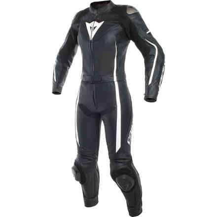 Assen 2 Pcs leather suit Lady Dainese