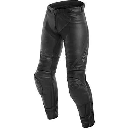 Assen pant perforated Lady black anthracyte Dainese