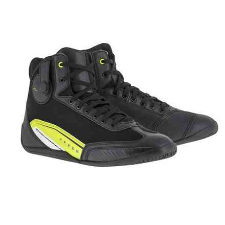 Ast-1 Shoes black yellow fluo Alpinestars