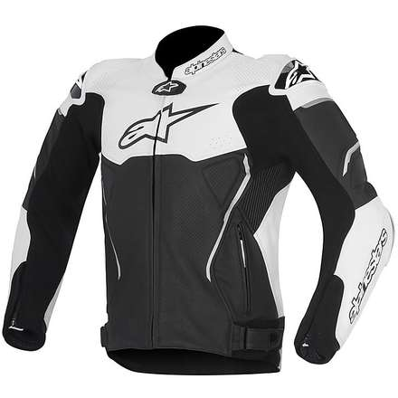 Atem Jacket 2015 black-white Alpinestars