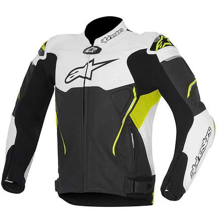 Atem Jacket 2015 black-yellow fluo Alpinestars