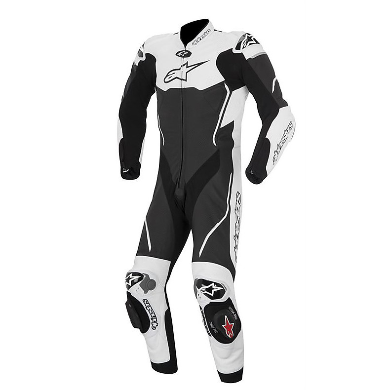 Atem Suit 2015 black-white- Alpinestars