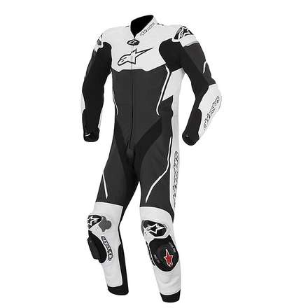 Atem Suit black-white- Alpinestars