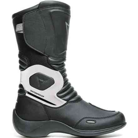 Aurora Lady D-Wp boots black white Dainese