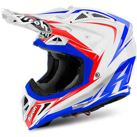 Aviator 2.2 Edge helmet White Airoh