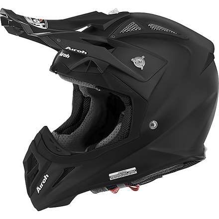 Aviator 2.2 MATT BLACK Helmet Airoh