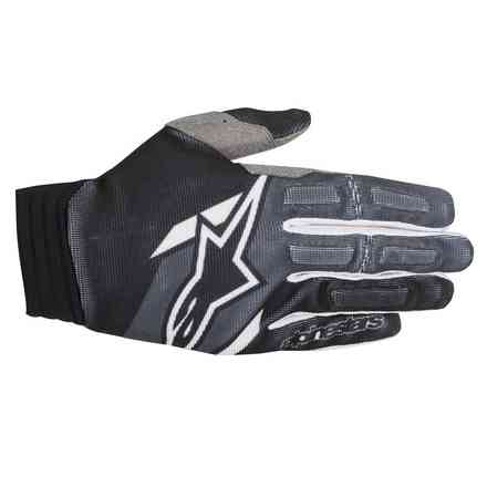 Aviator 2018 gloves off-road black anthracite Alpinestars