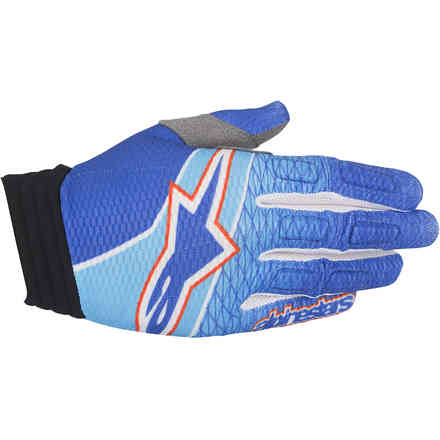 Aviator blue-red  Gloves  Alpinestars