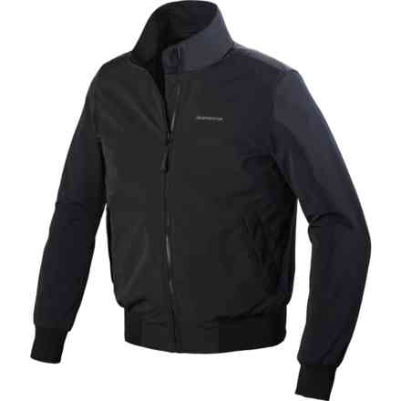 Aviator jacket dark blue Spidi