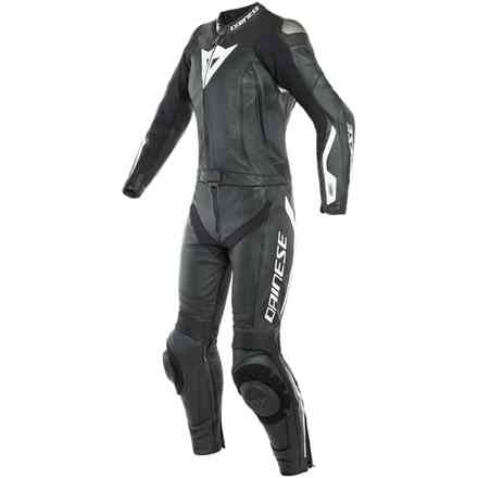 Avro D-Air Lady 2pcs leather suit woman Dainese