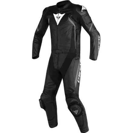 Avro Suit 2 Pcs D2 black anthracyte Dainese
