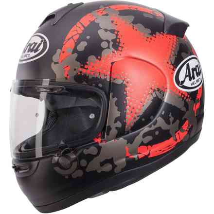 Axces II Comet red Helmet Arai