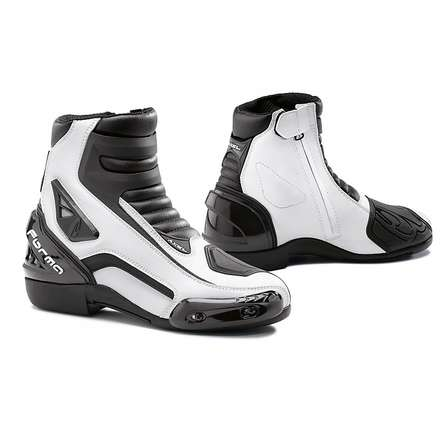 Axel Boots black-white Forma